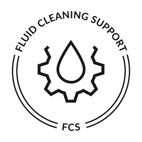 Fluid Cleaning Support